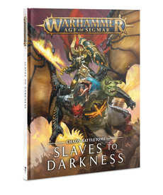 Games Workshop - GAW Warhammer Age of Sigmar - Chaos Battletome: Slaves to Darkness