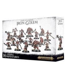 Games Workshop - GAW Warhammer Age of Sigmar - Slaves to Darkness - Iron Golem