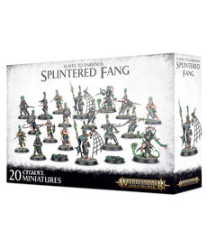 Games Workshop - GAW Warhammer Age of Sigmar - Slaves to Darkness - Splintered Fang