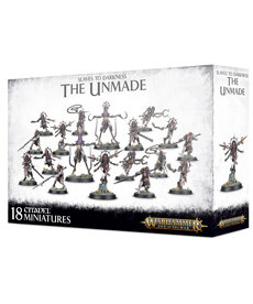 Games Workshop - GAW Warhammer Age of Sigmar - Slaves to Darkness - The Unmade