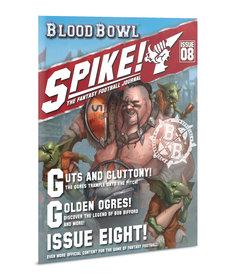 Games Workshop - GAW Blood Bowl - Spike! Journal: Issue 8