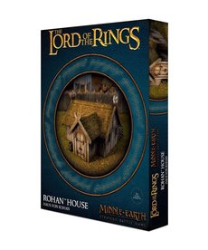 Games Workshop - GAW Middle-Earth Strategy Battle Game: The Lord of the Rings - Scenery/Terrain - Rohan House