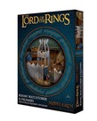 Games Workshop - GAW Middle-Earth Strategy Battle Game: The Lord of the Rings - Scenery/Terrain - Rohan Watchtower and Palisades