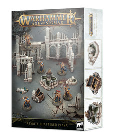 Games Workshop - GAW Warhammer Age of Sigmar - Scenery/Terrain - Azyrite Shattered Plaza