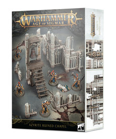 Games Workshop - GAW Warhammer Age of Sigmar - Scenery/Terrain - Azyrite Ruined Chapel