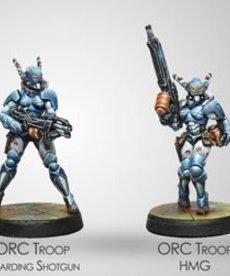 Corvus Belli - CVB Infinity - PanOceania - ORC Troops (Blister)