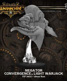 Privateer Press - PIP Warmachine - Convergence of Cyriss - Negator - Light Warjack