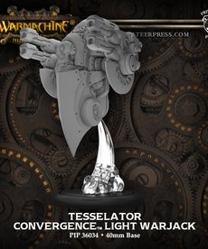 Privateer Press - PIP Warmachine - Convergence of Cyriss - Tesselator - Light Warjack