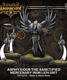 Privateer Press - PIP Asphyxious, the Sanctified (Asphyxious 4)