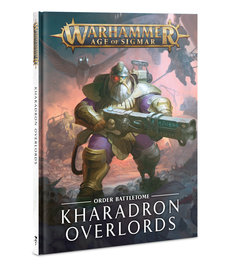 Games Workshop - GAW Warhammer Age of Sigmar - Order Battletome: Kharadron Overlords