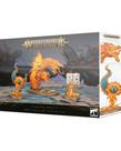 Games Workshop - GAW Warhammer Age of Sigmar - Endless Spells: Disciples of Tzeentch