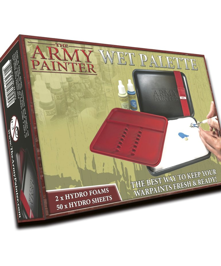 The Army Painter - AMY The Army Painter: Hobby Tools - Wet Palette