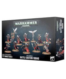 Games Workshop - GAW Adepta Sororitas - Battle Sisters Squad