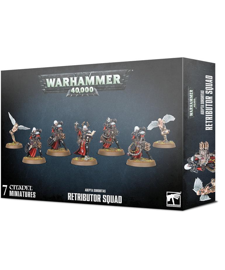 Games Workshop - GAW Warhammer 40K - Adepta Sororitas - Retributor Squad