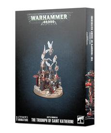 Games Workshop - GAW Warhammer 40K - Adepta Sororitas - The Triumph of Saint Katherine