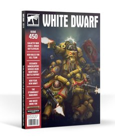 Games Workshop - GAW Warhammer - White Dwarf Magazine - Issue 450: January 2020