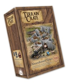 Mantic Entertainment, LTD - MGC Terrain Crate - Abandoned Town