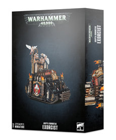 Games Workshop - GAW Warhammer 40K - Adepta Sororitas - Exorcist