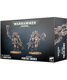 Games Workshop - GAW Warhammer 40K - Adepta Sororitas - Penitent Engines