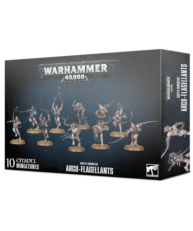 Games Workshop - GAW Warhammer 40K - Adepta Sororitas - Arco-Flagellants