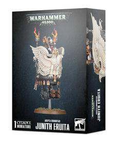 Games Workshop - GAW Warhammer 40K - Adepta Sororitas - Junith Eruita