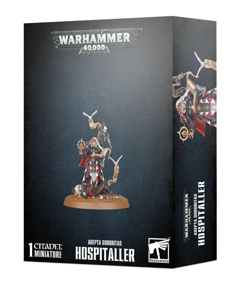 Games Workshop - GAW Warhammer 40K - Adepta Sororitas - Hospitalier