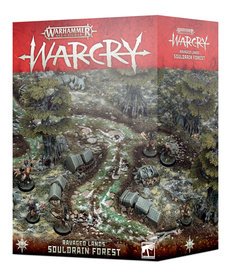 Games Workshop - GAW Warhamer Age of Sigmar: Warcry - Ravaged Lands: Souldrain Forest