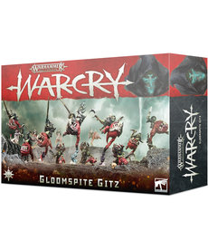 Games Workshop - GAW Warhammer Age of Sigmar: Warcry - Gloomspite Gitz - Warband