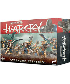Games Workshop - GAW Warhammer Age of Sigmar: Warcy - Stormcast Eternals - Warband