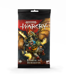 Games Workshop - GAW Warhammer Age of Sigmar: Warcry - Card Pack: Slaves to Darkness