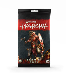 Games Workshop - GAW Warhammer Age of Sigmar: Warcry - Card Pack: Beasts of Chaos