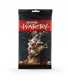 Games Workshop - GAW Warhammer Age of Sigmar: Warcry - Card Pack: Skaven