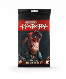 Games Workshop - GAW Warhammer Age of Sigmar: Warcry - Card Pack: Ogor Mawtribes