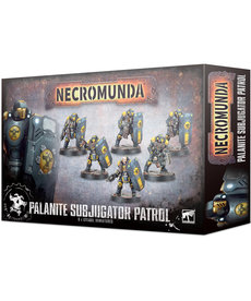 Games Workshop - GAW Necromunda - Palanite Subjugator Patrol
