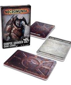 Games Workshop - GAW Necromunda - Gang Cards: Corpse Grinder Cult