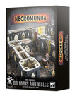 Games Workshop - GAW Necromunda - Zone Mortalis: Columns and Walls