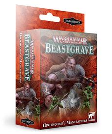 Games Workshop - GAW Warhammer Underworlds: Beastgrave - Hrothgorn's Mantrappers - Warband