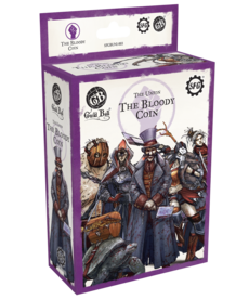 Steamforged Games LTD - STE Guild Ball - The Union - The Bloody Coin - Team