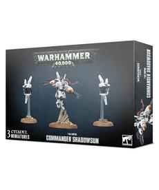 Games Workshop - GAW Warhammer 40K - T'au Empire - Commander Shadowsun