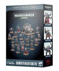 Games Workshop - GAW Start Collecting! - Genestealer Cults