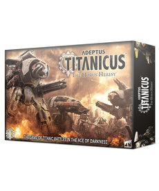 Games Workshop - GAW Adeptus Titanicus: The Horus Heresy - Starter Set