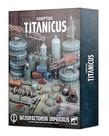 Games Workshop - GAW Adeptus Titanicus - Scenery/Terrain - Manufactorum Imperialis
