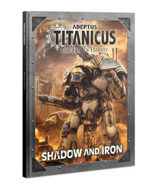 Games Workshop - GAW Shadow and Iron