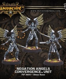 Privateer Press - PIP Warmachine - Convergence of Cyriss - Negation Angels - Unit