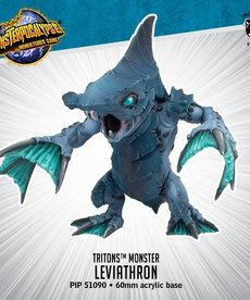 Privateer Press - PIP Monsterpocalypse - Tritons - Leviathron - Monster