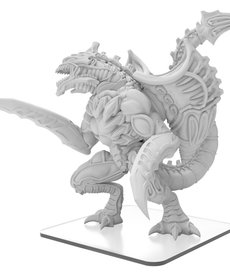 Privateer Press - PIP Monsterpocalypse: Megaton Mashup - Destroyers - Gallamaxus - Monster