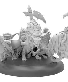 Privateer Press - PIP Riot Quest - The Four Horseymans - Fighter