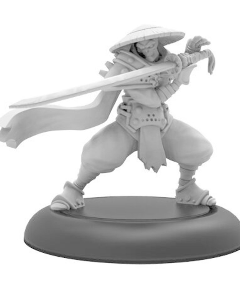 Privateer Press - PIP Riot Quest - The Wastelander - Rogue