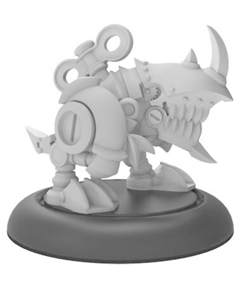 Privateer Press - PIP Riot Quest - Mekanoshredder - Guard