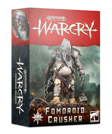 Games Workshop - GAW Warhammer Age of Sigmar: Warcry - Fomoroid Crusher - Monster
